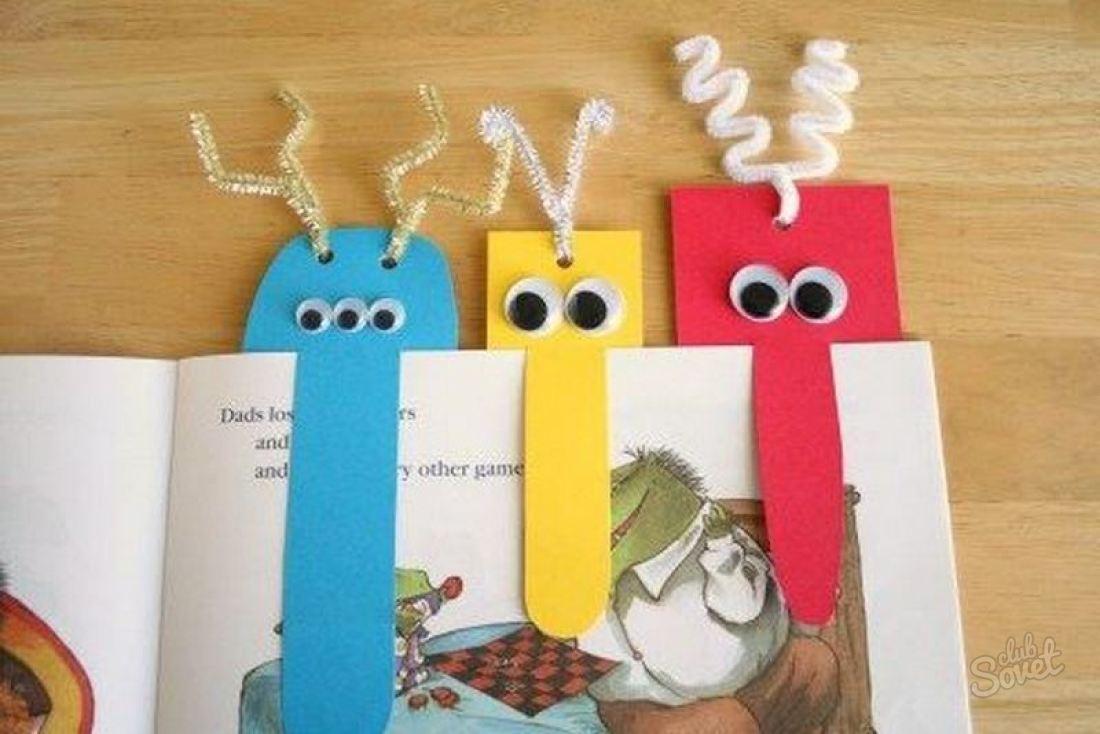 ? закладки для книг своими руками: материалы, шаблоны, идеи