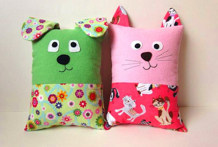 Самостоятельный пошив диванных подушек, чехлов и наволочек для них