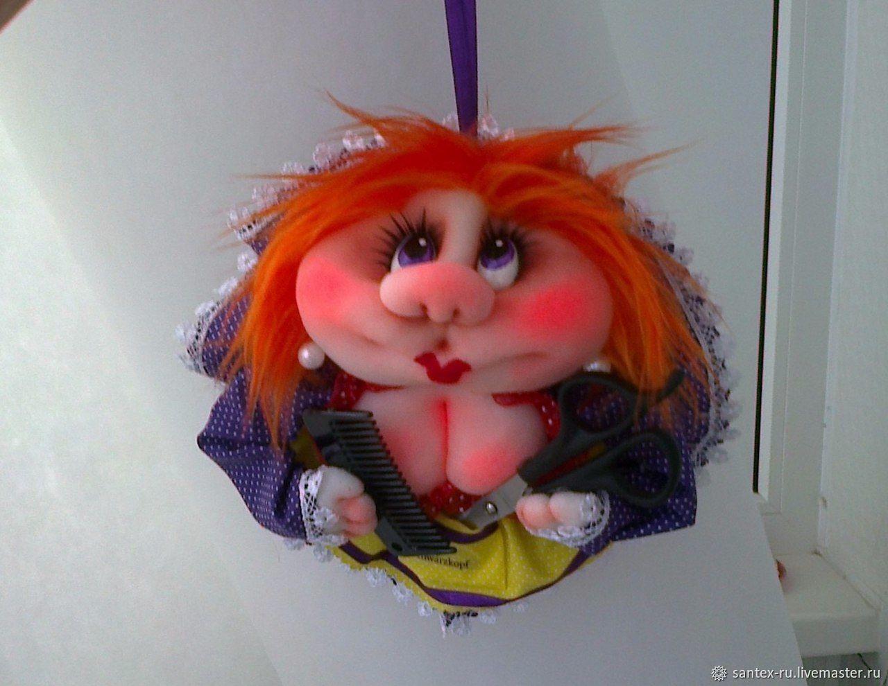 Мастер-класс по изготовлению куклы попика из капрона