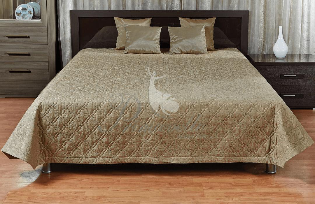 Дизайн покрывала на кровать