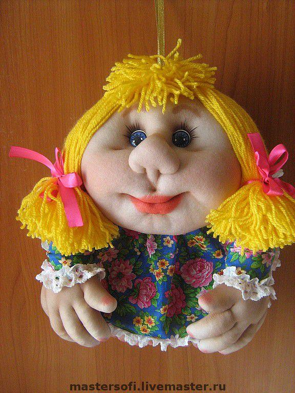 Кукла-попик: видео-мастер-класс для начинающих с фото