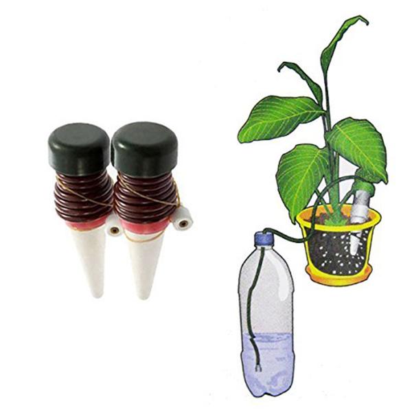 Автополив для комнатных растений: обзор различных решений