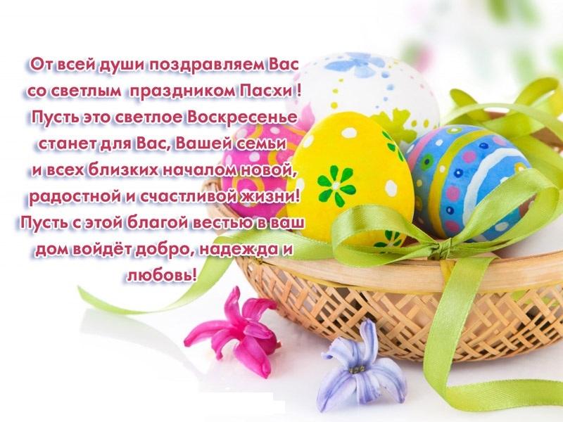 Поздравления с пасхой, которые приятно дарить и получать - pozdravka.org