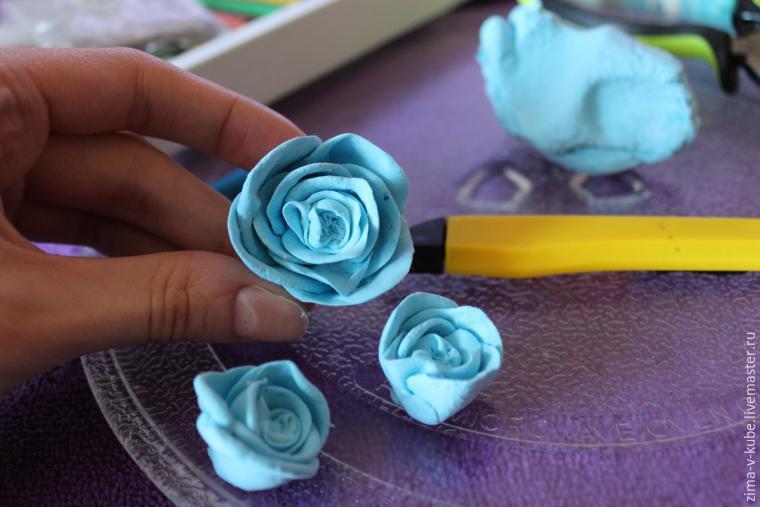 Эфирномасличные розы