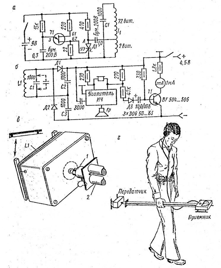 Металлоискатель своими руками: как сделать самому, простые схемы, инструкция по сборке и настройке своими руками