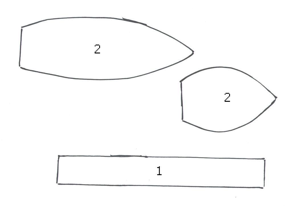 """Совместный проект: """"шьем текстильные тюльпаны"""" добавила : """"тюльпаны, связанные крючком"""" - игрушки своими руками - страна мам"""