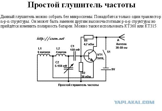 Вся правда о том, как работают глушилки связи в россии