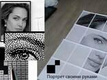 Создание схемы для вышивки крестиком из картинки