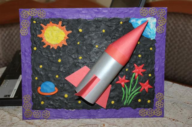 Поделки на тему космос своими руками: идеи и пошаговые инструкции
