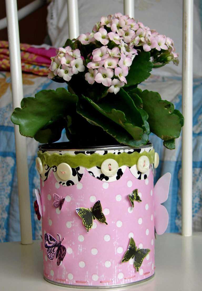 Горшки для цветов своими руками: 85 фото вариантов форм и украшения цветочных горшков