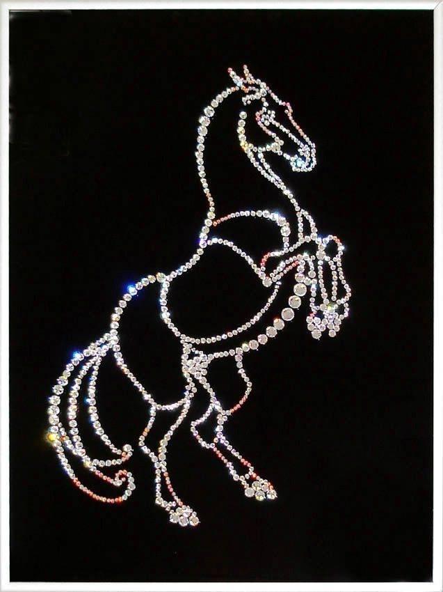ᐉ украшаем одежду изображением коня - своими руками -
