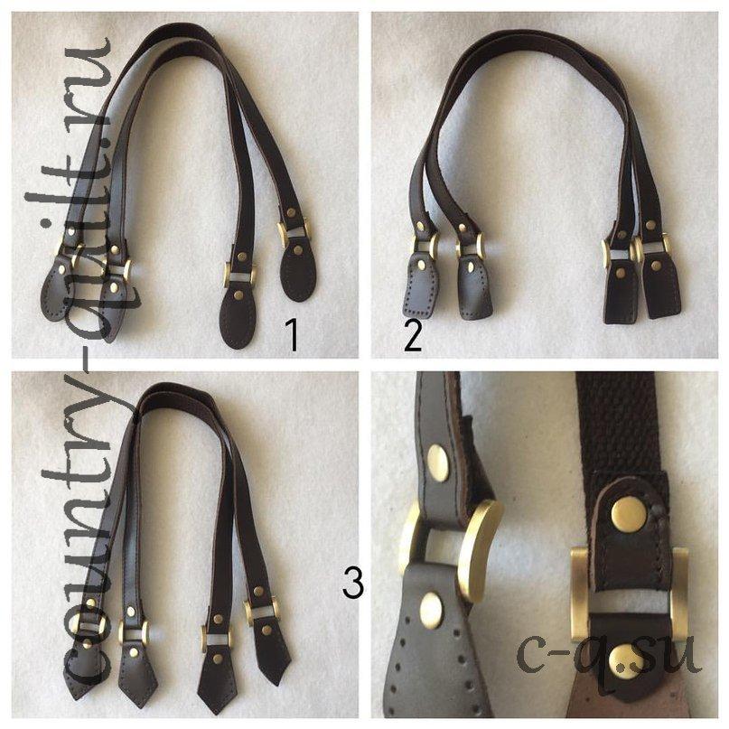 Как обновить ручки у сумки своими руками: эффективные способы