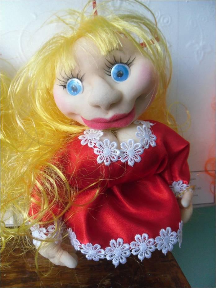 Куклы из капроновых колготок. мастер класс для начинающих