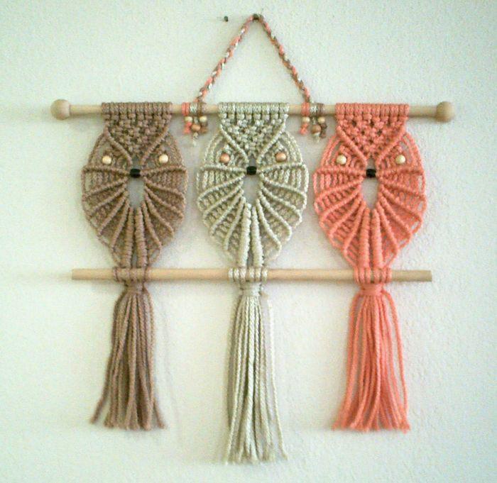 Разнообразные поделки из ниток своими руками - фото идеи необычных изделий