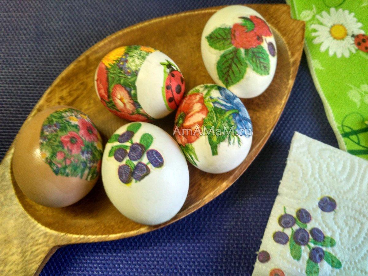 Декупаж пасхальных яиц (38 фото): мастер-класс по декорированию деревянных яиц салфетками в технике декупаж