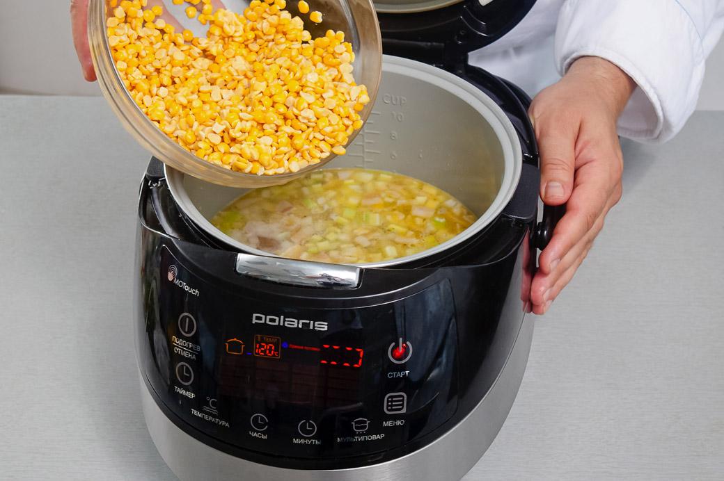 Куриный суп в мультиварке - вкусный рецепт с пошаговым фото
