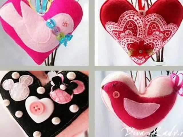 Как сделать валентинку своими руками всеми возможными способами!