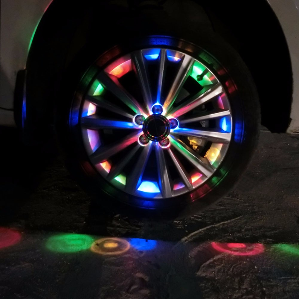 Подсветка дисков машины своими руками как стильный вид тюнинга