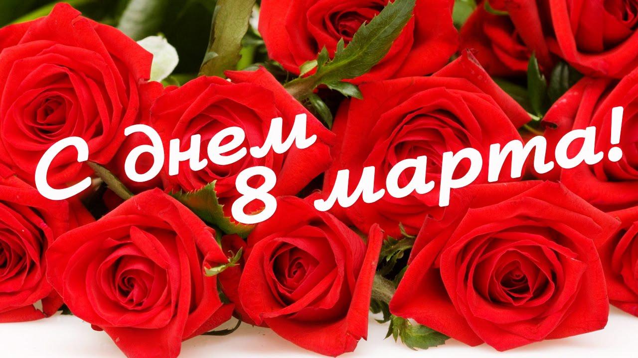 Лучшие поздравления с 8 марта коллегам женщинам в стихах