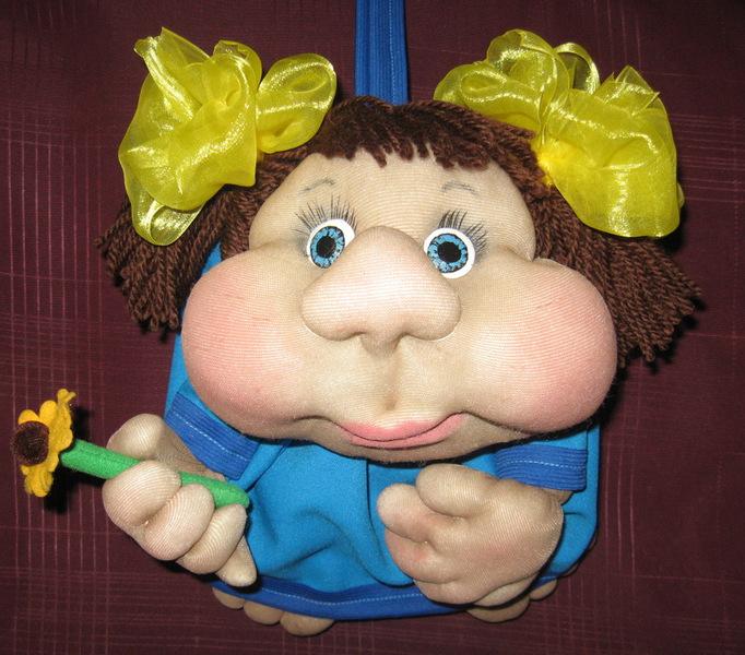 Куклы-попики из колготок своими руками: мастер-класс с фото и видео