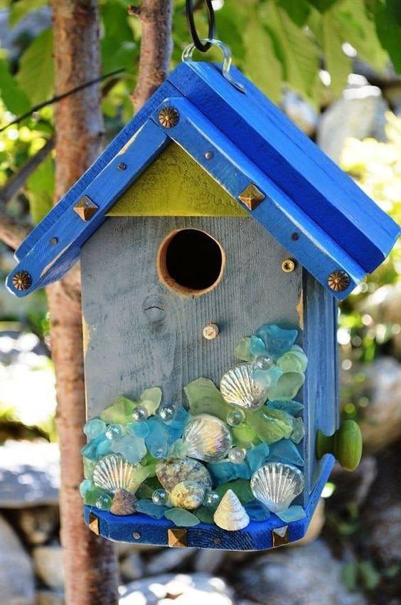 Скворечники для птиц: чертежи, размеры и советы по обустройству своими руками