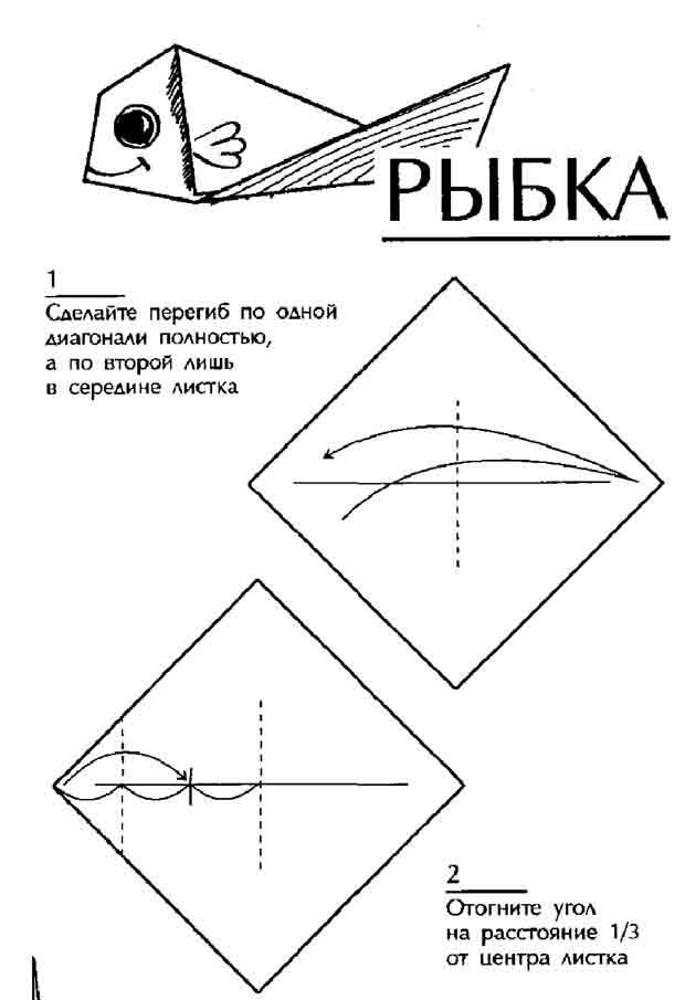 Поделка рыбка: пошаговый мастер-класс изготовления и советы по их применению в дизайне (80 фото)