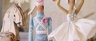 Текстильные куклы ангелы своими руками