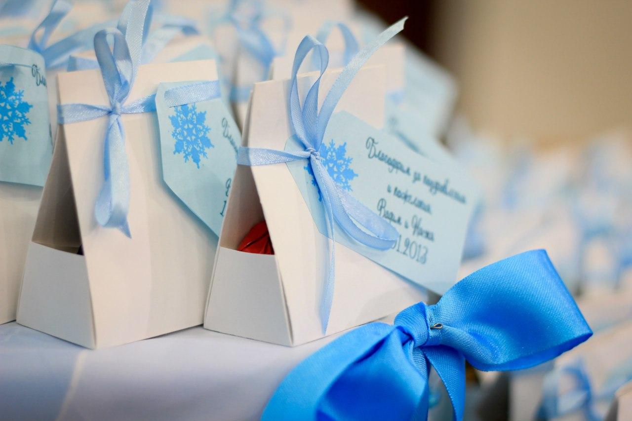 Бонбоньерки на свадьбу: фото оригинальных вариантов подарка