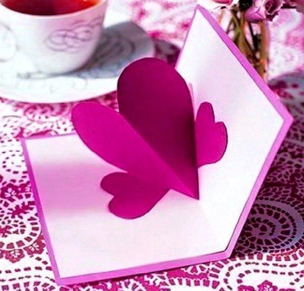 Валентинки: 70+ идей валентинки подруге, любимому, маме