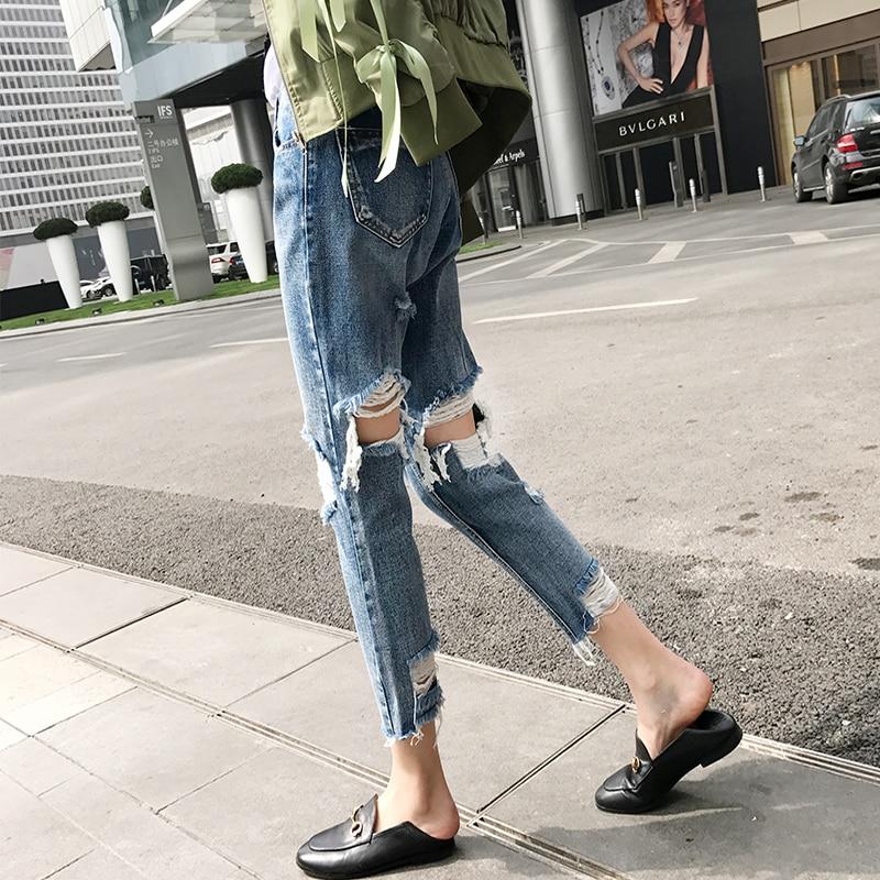 Как можно обрезать джинсы в 2020 году, чтобы получить модную вещь