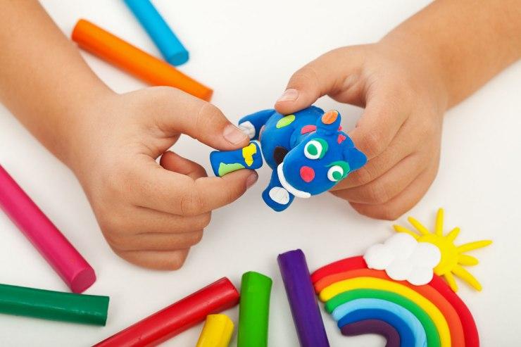 Пластилинография для детей – мастер-классы