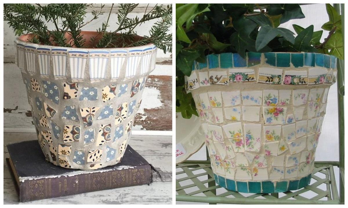 Горшки для цветов своими руками: 110 фото декора и рекомендации как сделать стильные горшки