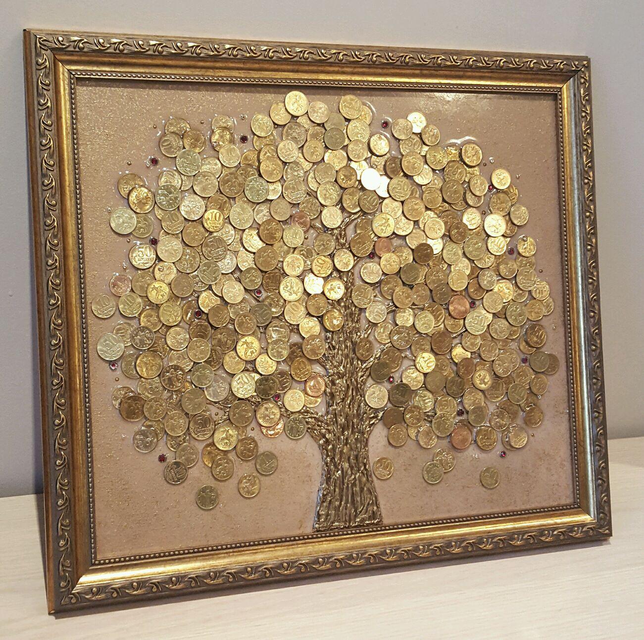Денежное дерево - мастер-класс | страна мастеров