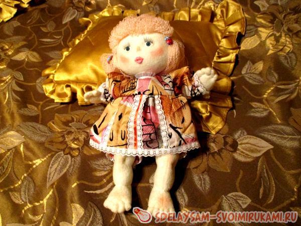 Тряпичная кукла своими руками без шитья. русская тряпичная кукла