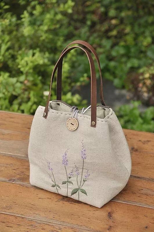 Пляжная сумка крючком для дополнения летнего образа