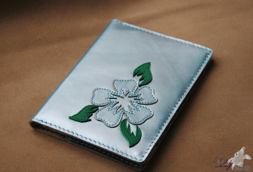 Видео мастер-класс скрапбукинг аппликация шитьё как сделать тканевую обложку для паспорта бумага картон ткань