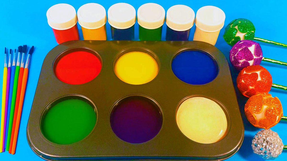 Игры цвета для детей. бесплатные развивающие игры про цвета