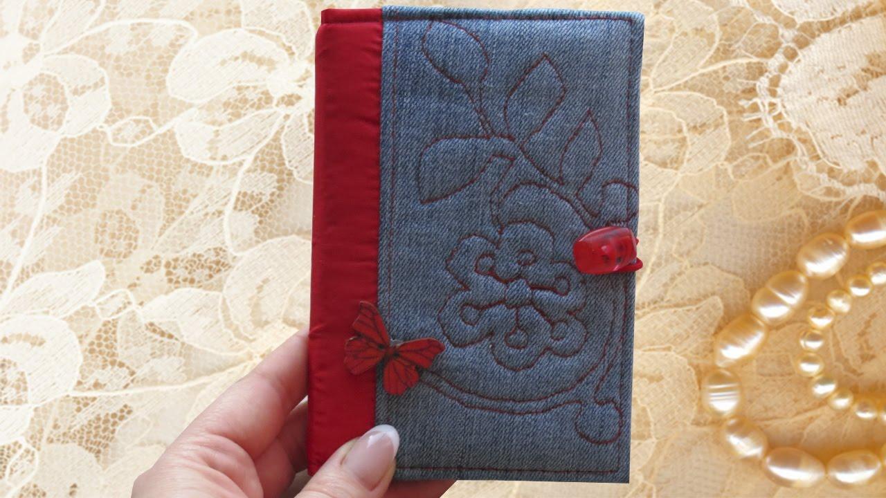 Обложка на паспорт в технике скрапбукинг (18 фото): мастер-класс по созданию женской обложки из кожзама в стиле скрапбукинг своими руками