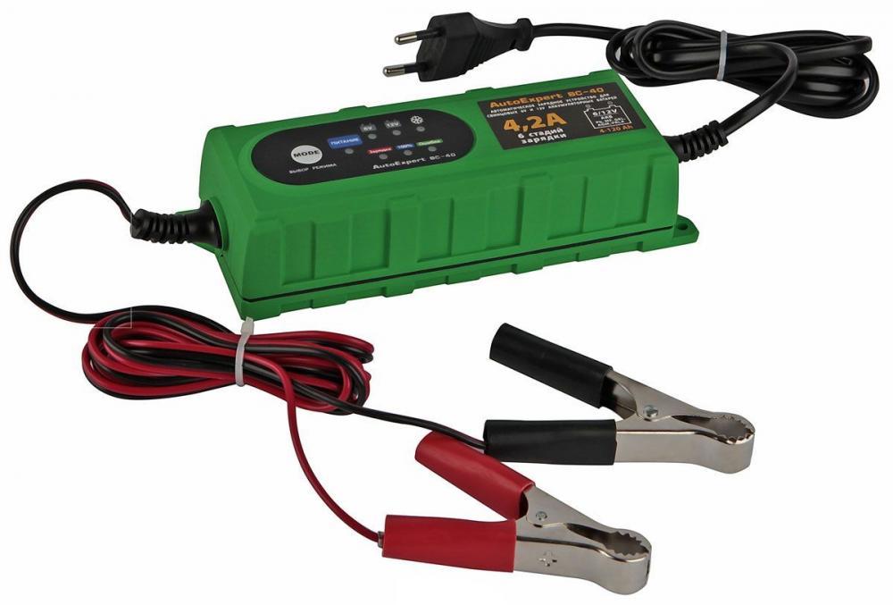 10 лучших зарядных устройств для автомобильных аккумуляторов