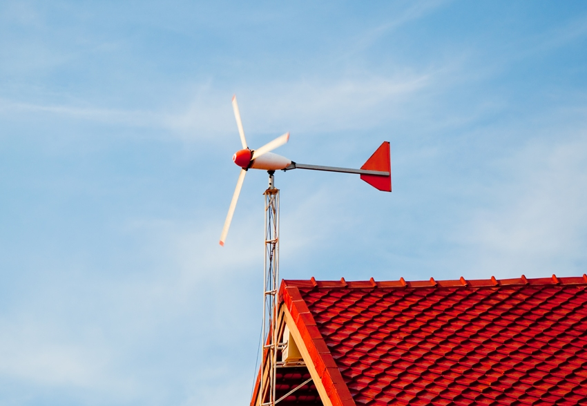 Как сделать ветрогенератор для частного дома своими руками