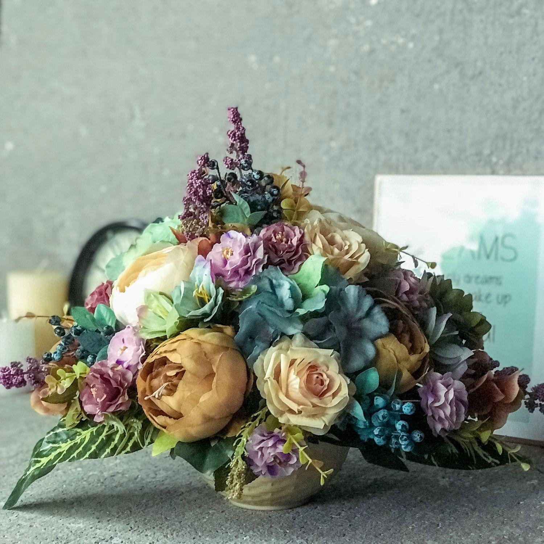 Как создать романтическое настроение в день святого валентина с помощью красочных композиций из цветов