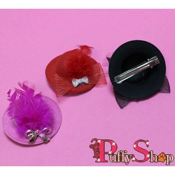 Резинка для волос Шляпка