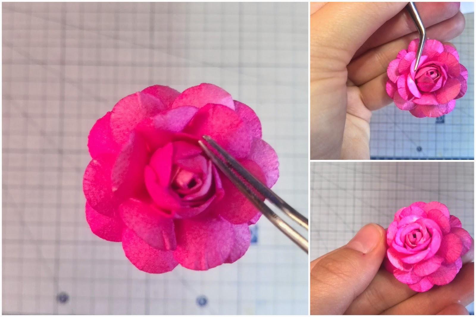Розы из гофрированной бумаги своими руками: 6 мастер классов