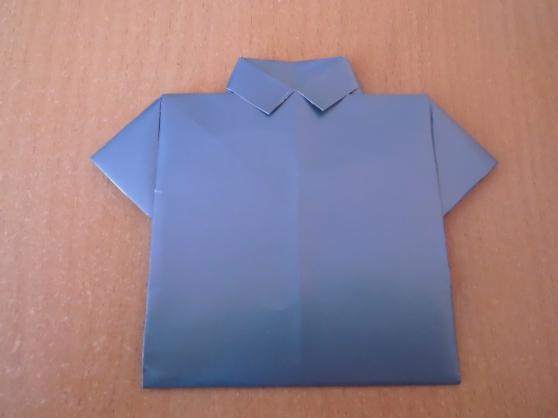 Открытки на 23 февраля — рубашка с галстуком и военная форма — коробочка идей и мастер-классов