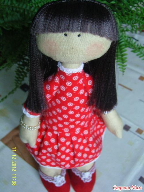 Все о выкройке кукол большеножек и ее пошиве
