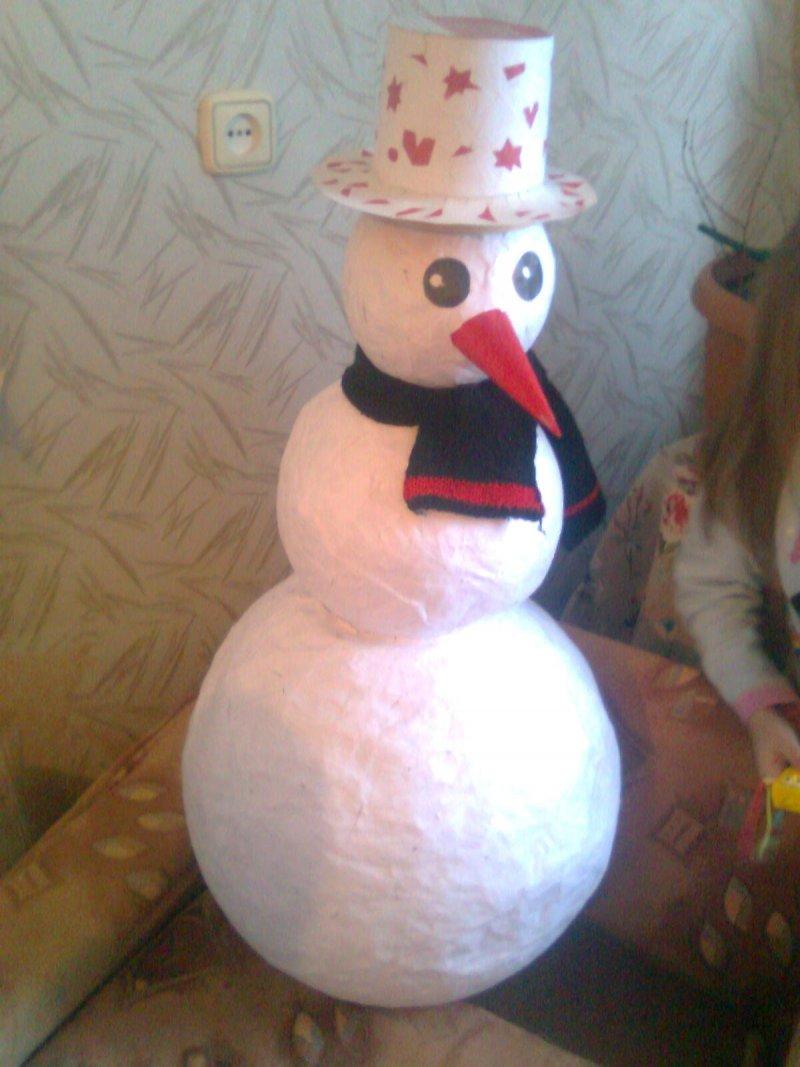 Как сделать снеговика своими руками - 120 фото как изготовить из подручных материалов снеговик