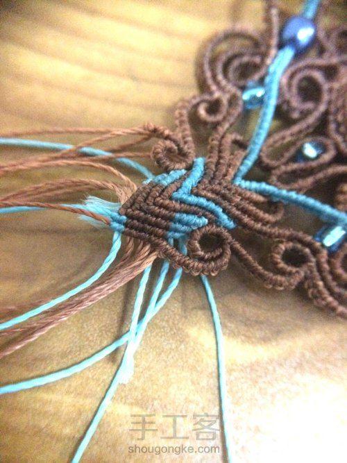 Полное руководство по плетению макраме для начинающих. примеры украшений в технике макраме. мастер-класс браслета из шнуров и бисера в технике макраме своими руками