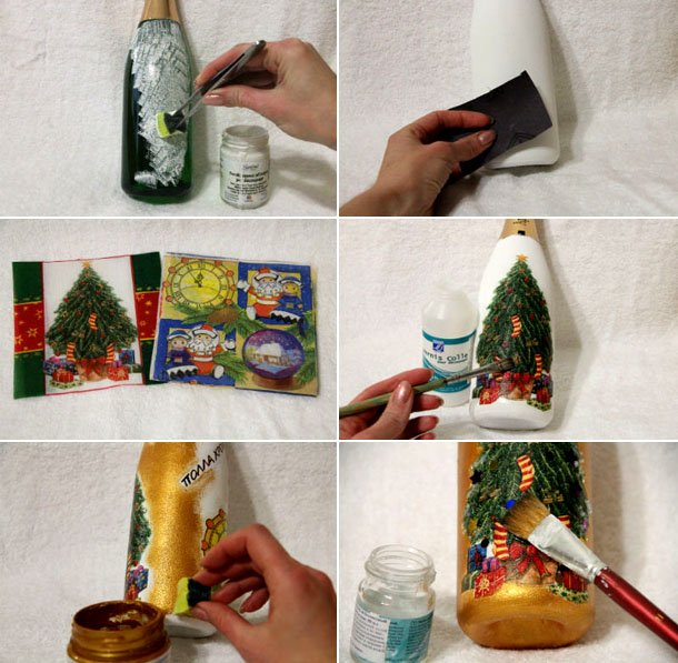 Как делать декупаж из салфеток: мастер-класс. как сделать картину из салфеток в технике декупаж своими руками картины из бумажных салфеток