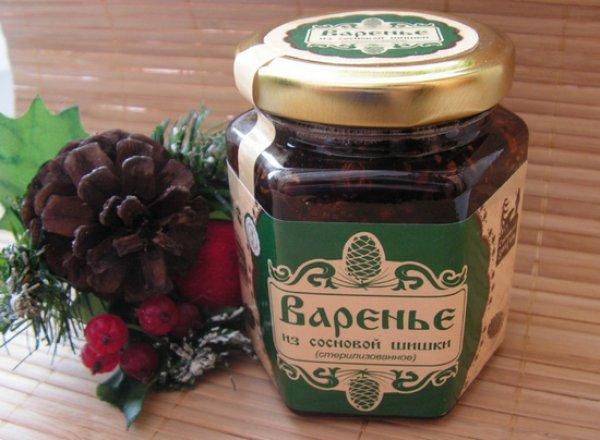Варенье из сосновых шишек: 9 рецептов, польза и вред