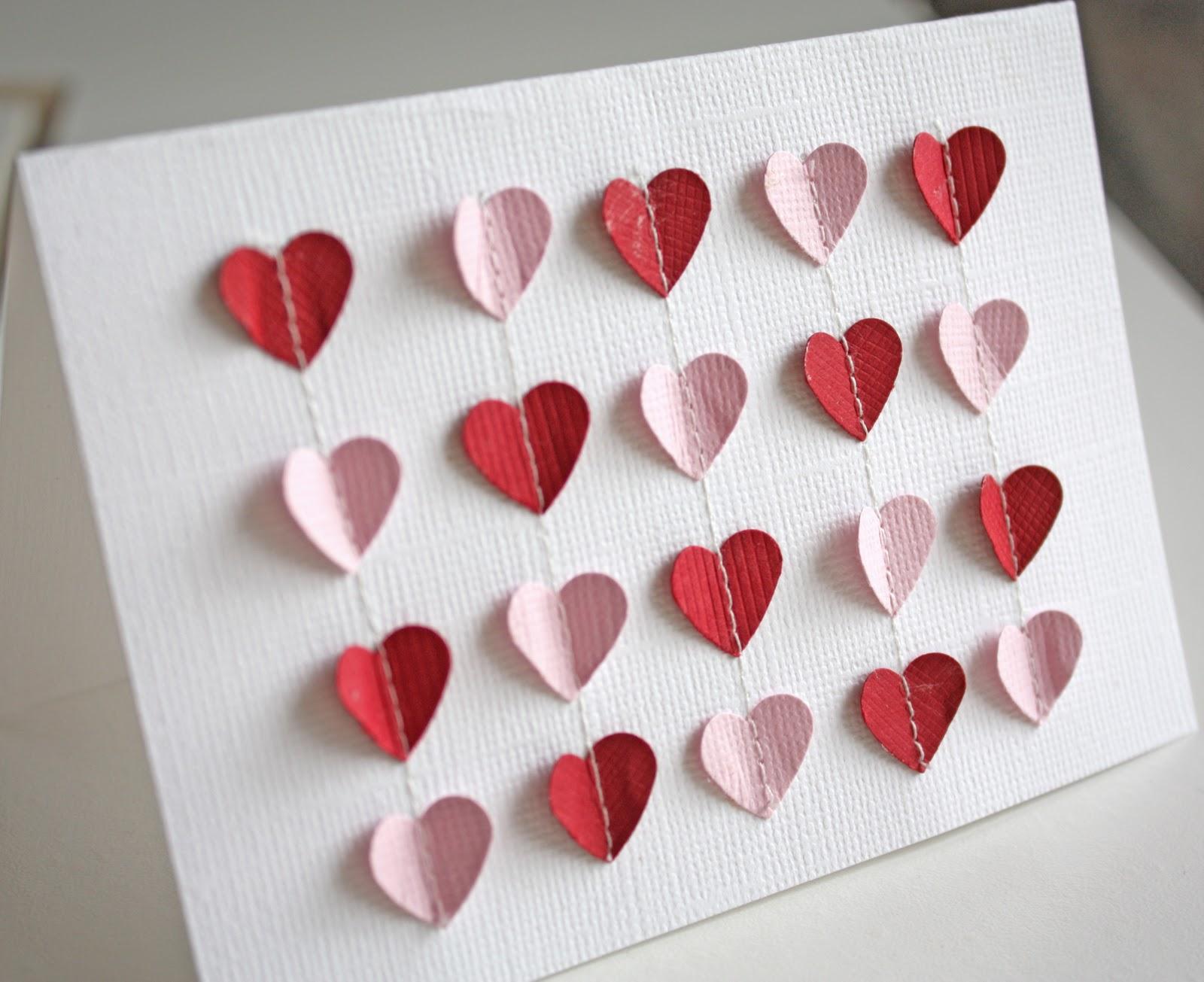 Валентинки своими руками: 100 фото 15 способов как сделать валентинки пошагово